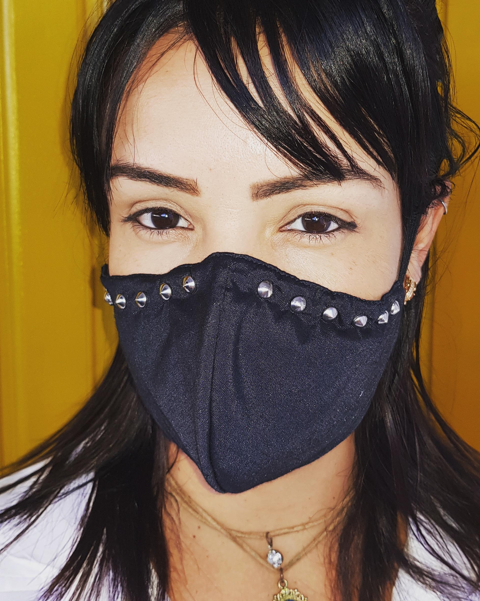 Máscaras estilosas
