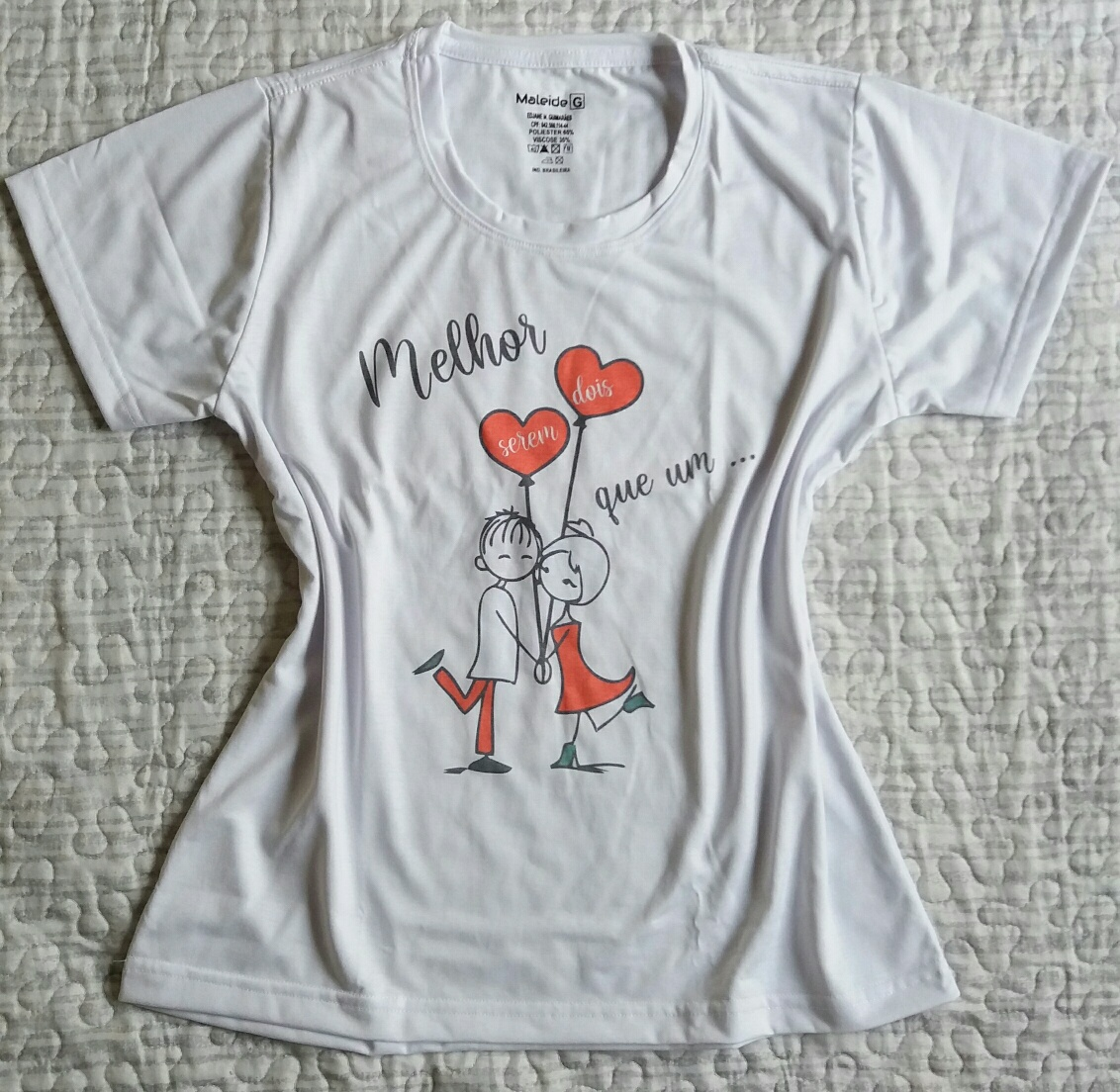 Blusas T-Shirts Feminina