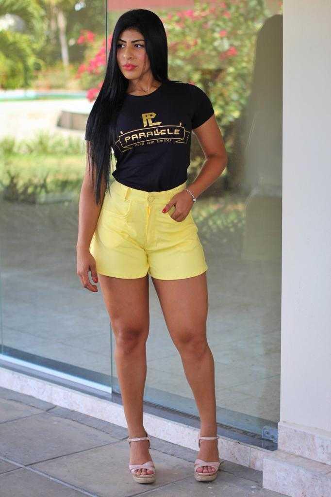 Short feminino gode
