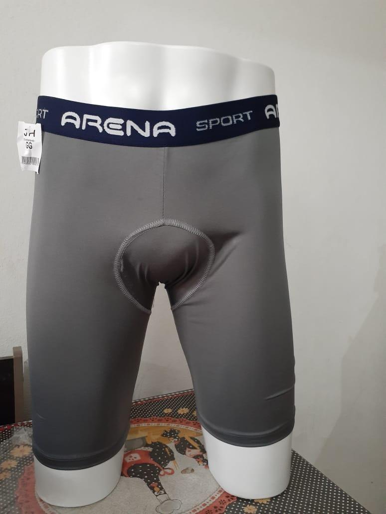 Shorte pedal ciclista Futebol masculino