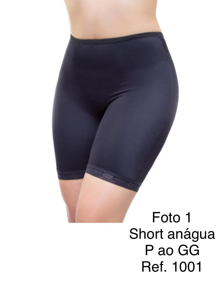 Short anagua