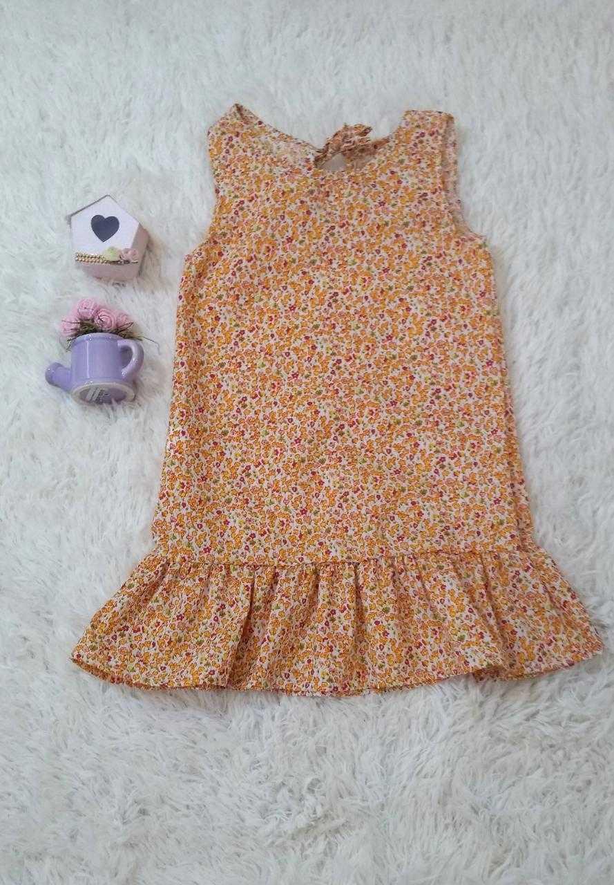 Vestidos tricoline