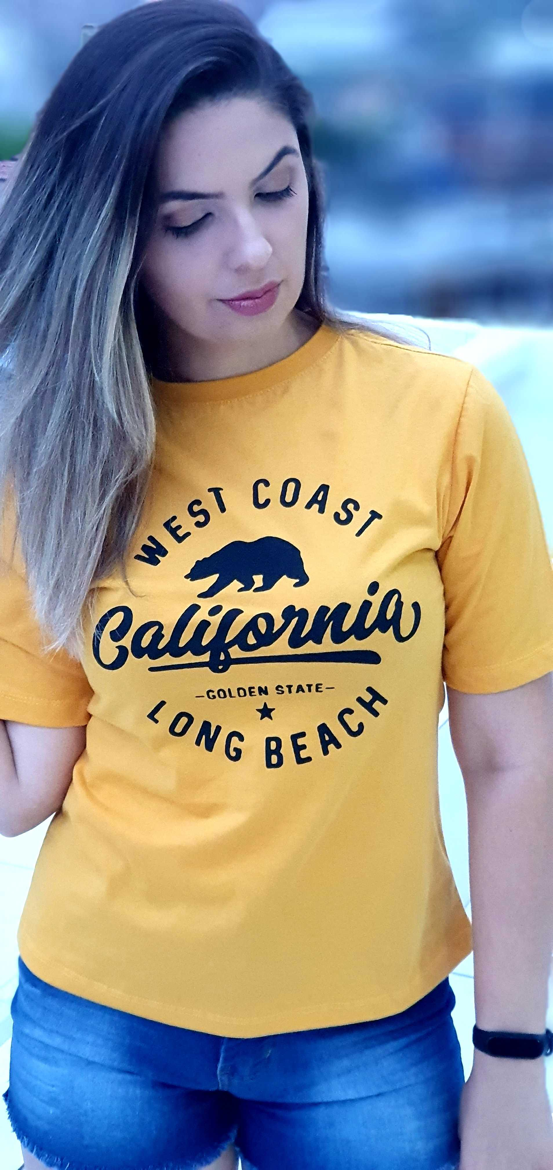 T-SHIRT CALIFORNIA ref 1004