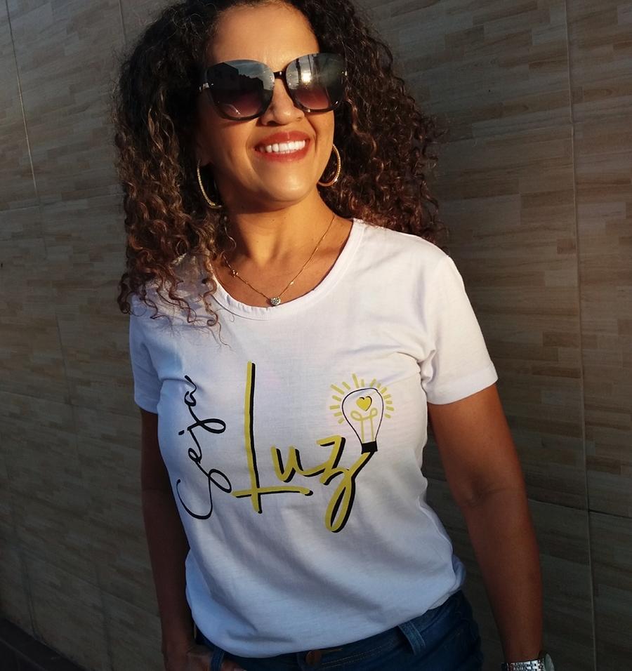 Blusa T-Shirts Feminina