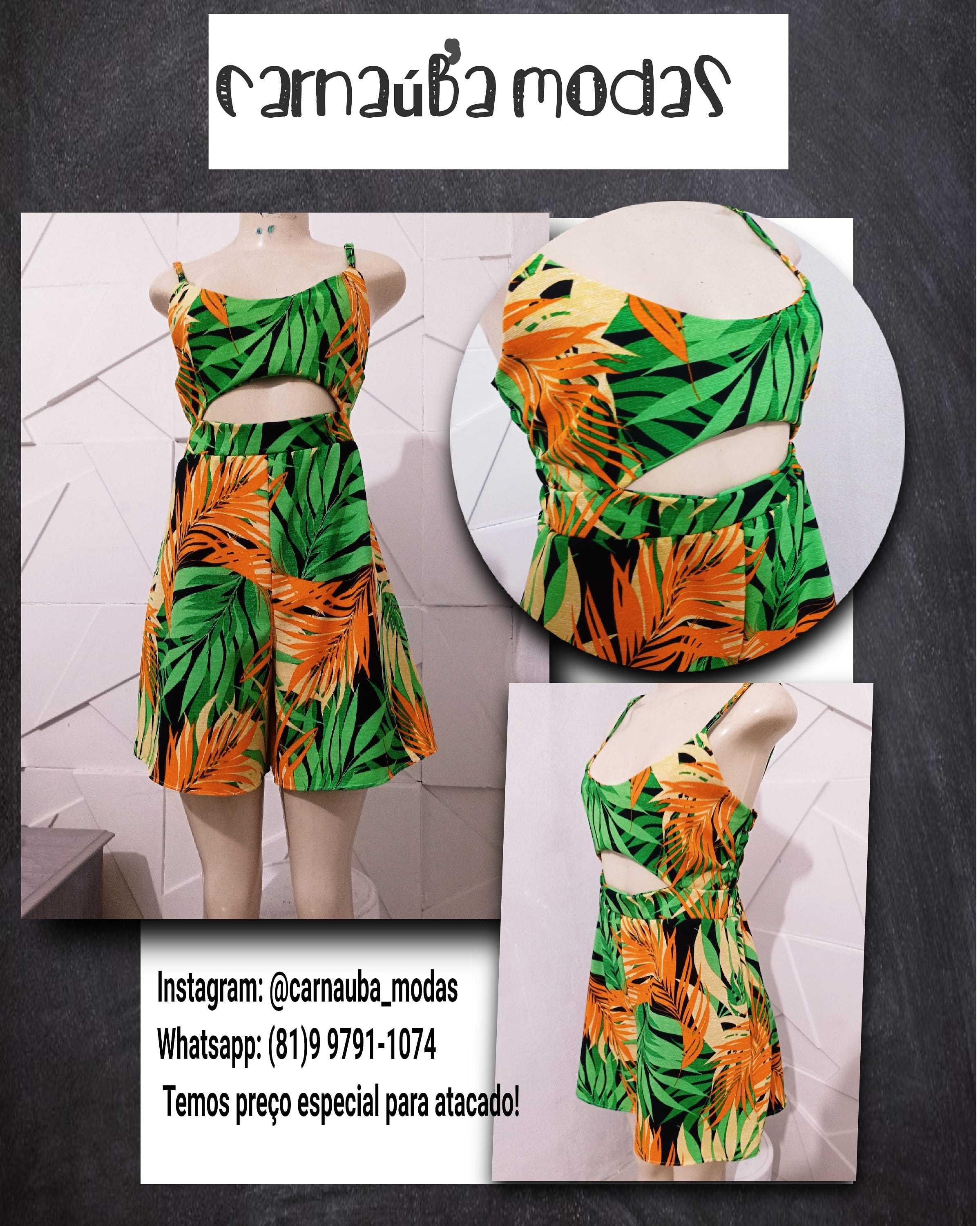 Carnaúba modas