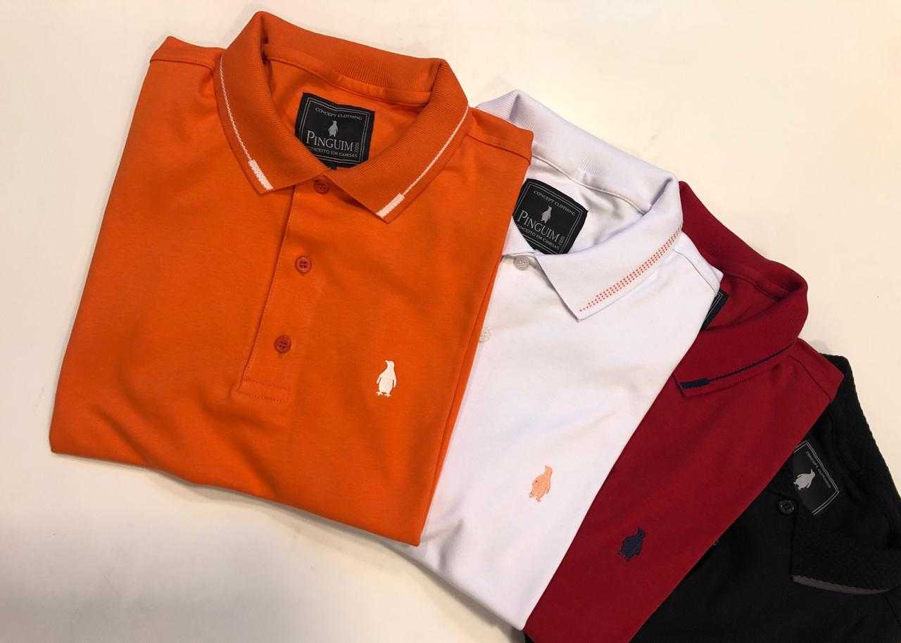 Camisas Polo Premium
