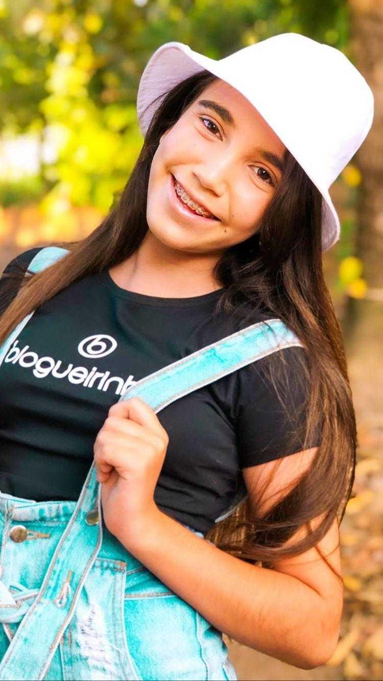T-shirt blogueirinha