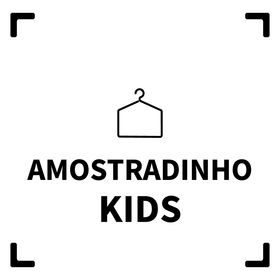 AMOSTRADINHO KIDS